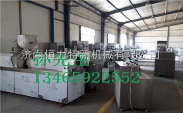 济南双螺杆膨化生产线济南膨化机械设备
