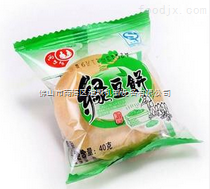 DK-260佛山迪凯生产厂家热销单个绿豆饼,饼干食品包装机