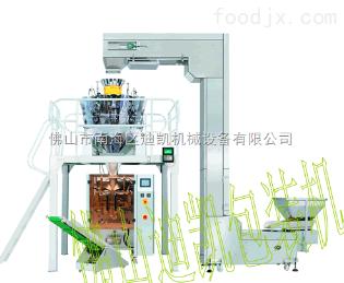 DK-420大米包装机,大米计量称重包装机