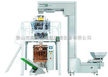 DK-420迪凯厂家供应薯片立式包装机