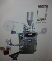 XP-009袋泡茶内外袋挡挂线桂标包装机