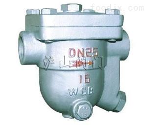 自由浮球式蒸汽疏水閥