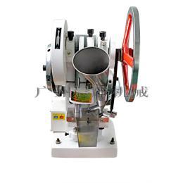小型电动单冲压片机