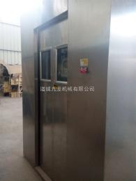 JL-01304不锈钢净化风淋室净化效率高、噪音小、安全可靠