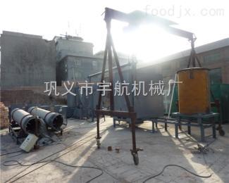 稻壳滚筒炭化机整套满足产量需求ZC
