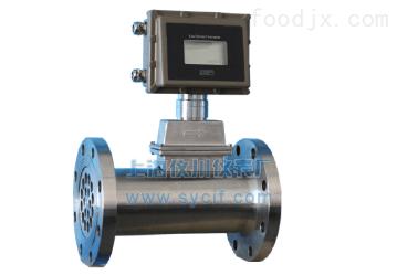 YC105Q 气体流量计上海仪川仪表厂|气体涡轮流量计|涡轮流量计