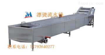 YZJ-800地瓜條預煮機 漂燙殺青生產線