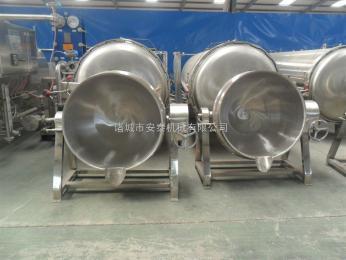 200L蒸汽可傾式300L不銹鋼夾層鍋