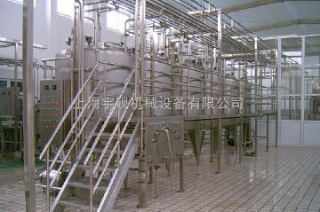 Y生产型果汁饮料生产线