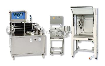 Y-GZ-X小型果汁饮料生产线