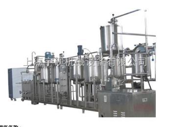 Y-CYC:上海小型茶饮料生产线 饮品生产设备