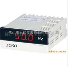 DS3-8DA2F现代化精准频率表 4-20mA信号变频数显频率显示仪表