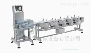 食品重量分揀機_在線食品檢重設備_高臻機械