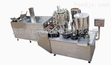 GSQ高速口服液灌装机_高速灌装机设备厂家_【高臻机械】