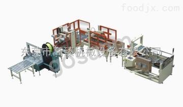 GSZ-KFJB-001XZ东莞市自动流水包装线_后包装生产线设备厂家_【高臻机械】