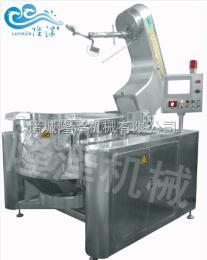 LZ-DC1200mm大批量供应电磁加热夹层锅 香菇酱加工设备 牛肉酱搅拌炒锅