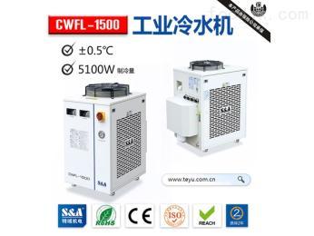 CWFL-1500冷水機產量大增受益激光切割市場蓬勃發展