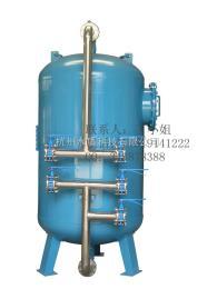 JD207供应水处理行业多介质活性碳 石英砂除铁锰过滤器