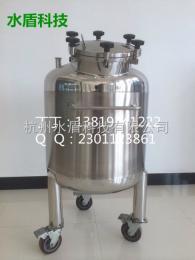JD104熱銷杭州水處理專業生產不銹鋼儲罐 圓形立式水箱