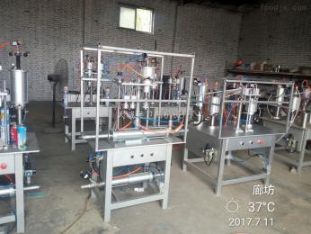 15732695777包装行业必火/灌装生产灌装发泡胶灌装机