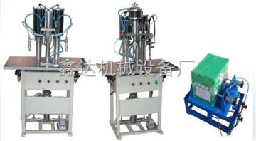 90-100-150小规模建厂选热门灌装发泡胶设备 投资小利润大