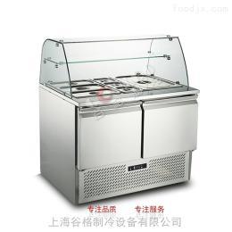 上海供应厨房制冷商用谷格冷藏操作台厂家批发