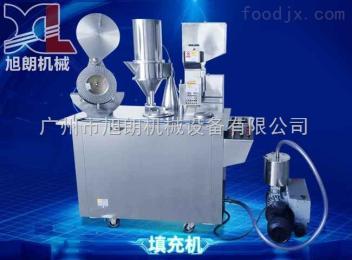 DTJ-C广东不锈钢电动粉末胶囊填充机