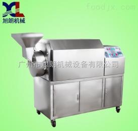HH-50D旭朗工厂供应全自动干货电炒机,高效芝麻炒货机