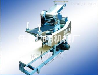 120馄饨皮机小型馄饨皮机 混沌皮机厂家功明云吞皮机