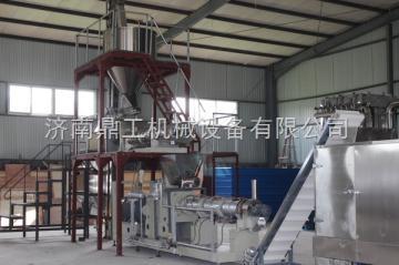 DG90玉米棒膨化机 休闲食品膨化机械 五谷杂粮加工设备
