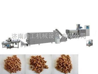 DG85-VI宠物食品膨化机械