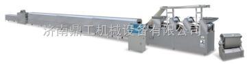 鼎工DG1000型餅干生產線