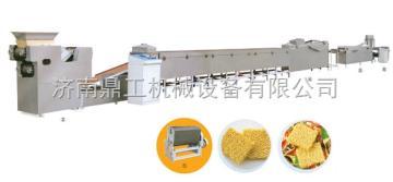 DG210油炸小型方便面生产线