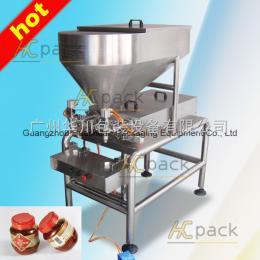 辣椒酱灌装机,酱料灌装机,双头酱料灌装机