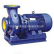 供应ISW40-100(I)卧式热水管道泵 ISW卧式管道泵 不锈钢耐腐蚀管道泵
