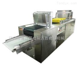 熊仔饼注芯机ZXJ-600万胜食品机械 直销熊仔饼注芯机  注巧克力机
