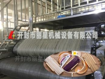 PLC粉絲加工設備開啟全自動粉條生產模式