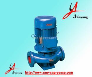 32-160(I)离心泵,ISG管道离心泵,单级单吸离心泵,立式离心泵,离心泵型号