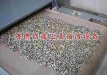 CXW-20KW瓜子熟化微波干燥杀菌设备