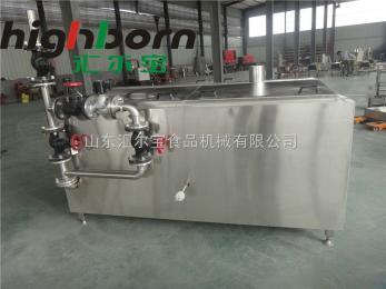 gttqx-1000型罐頭排氣箱  脫氣箱 山東匯爾寶公司 廠家直銷 價格優惠