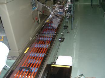 直线链板输送机低价直销 直线链板输送机