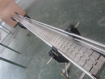 直线连板输送机专业品质 轻松输送 首选YA-VA可定制 直线链板输送机