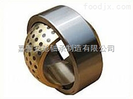SOBS自潤滑關節軸承銅基石墨鑲嵌大型關節軸承