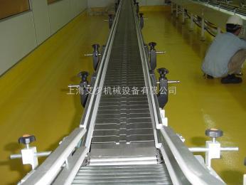 不锈钢链板输送线设备