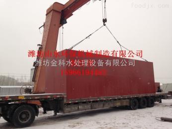 濮陽市養豬場固液廢水一體化處理設備簡單高效