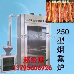 250煙熏爐,臘肉煙熏爐,臘肉煙熏爐設備