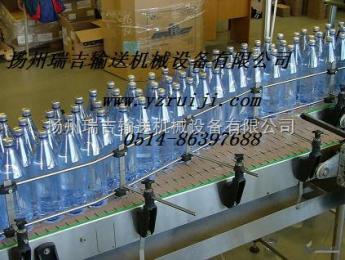RJ01飲料輸瓶線,鏈板式飲料輸瓶線