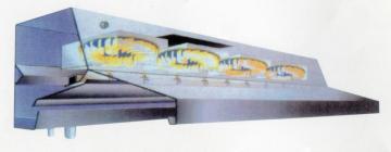 供應鈞健DM95-1200運水煙罩