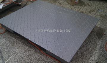 LK-SCS1t电子地磅,厂家直销单层无框电子地磅秤