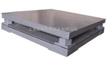 LK-SCS上海缓冲电子平台秤,三层高精度电子地磅